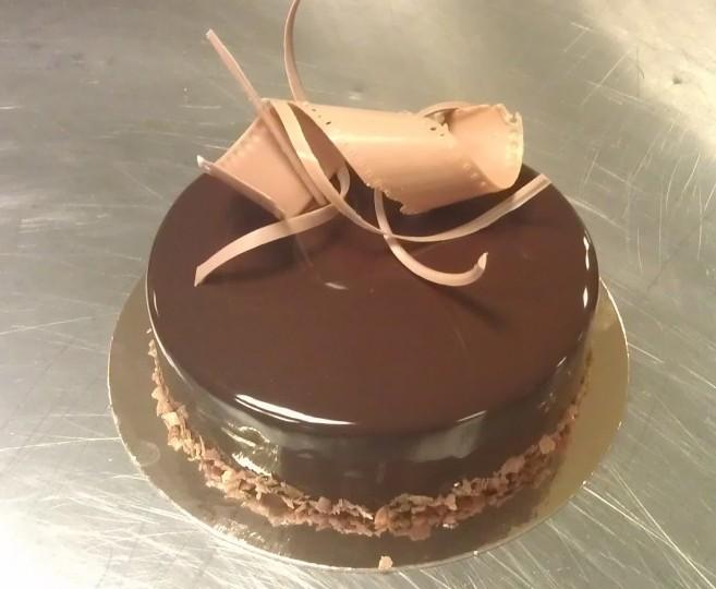 Chantal pagina 3 de jonge taarten for Decoratie chocolade